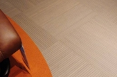 Moso bambuko danga UniBamboo plytelėmis 500x500 mm